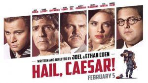 ภาพยนตร์ Hail, Caesar! (2016) กองถ่ายป่วน ฮากวนยกกอง